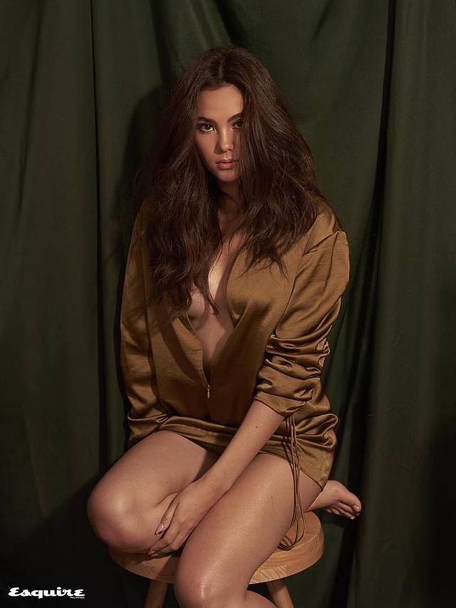 Vẻ đẹp rực rỡ và gợi cảm của Hoa hậu Hoàn vũ Catriona Gray - 16