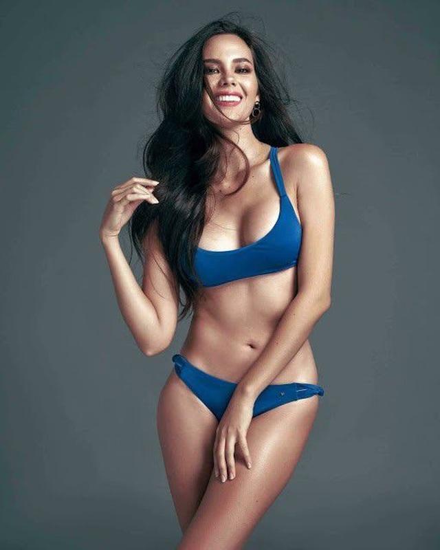 Vẻ đẹp rực rỡ và gợi cảm của Hoa hậu Hoàn vũ Catriona Gray - 2