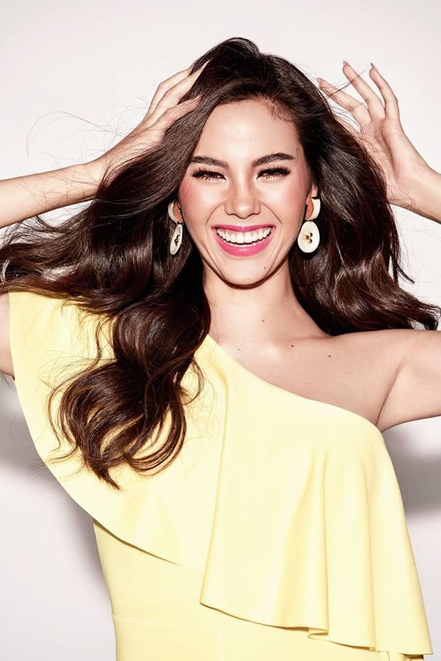 Vẻ đẹp rực rỡ và gợi cảm của Hoa hậu Hoàn vũ Catriona Gray - 9