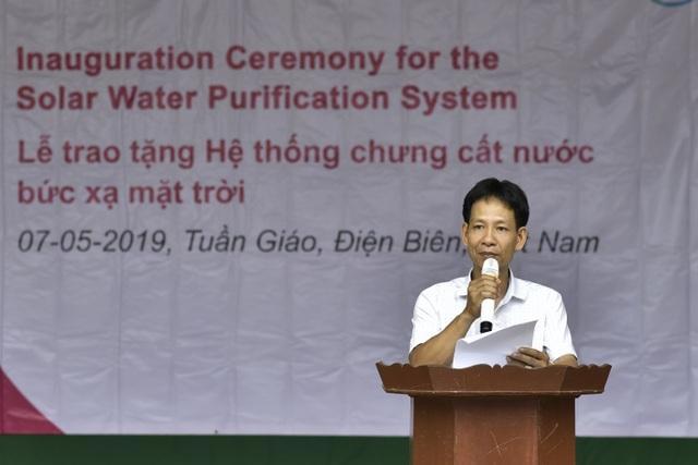 Điện Biên: Thầy trò trường THCS Mường Mùn vui mừng đón nguồn nước sạch! - 3