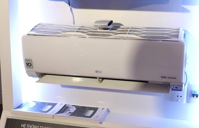 LG trình làng mẫu máy lạnh tích hợp máy lọc không khí tại Việt Nam - 3