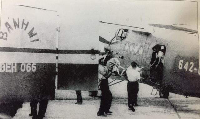 Đoàn bay 60 năm tuổi - Niềm tự hào trên bầu trời - 1