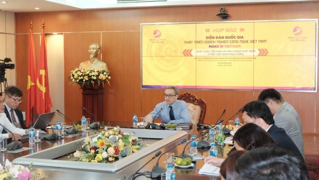 """Thông điệp """"Make in Việt Nam"""" và khát vọng của DN công nghệ - 2"""
