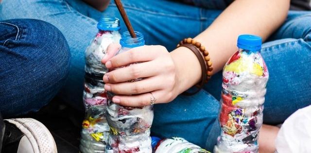 Ecobrick: Cách xử lý rác nhựa khả thi - 8