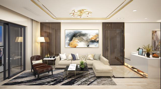 Cận cảnh căn hộ với tiêu chuẩn bàn giao cao cấp của dự án - Florence Mỹ Đình - 2