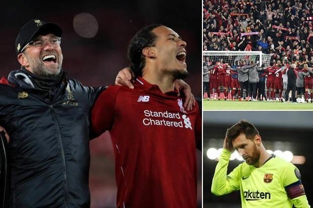Liverpool vào chung kết Champions League: Bản hùng ca ở Anfield - 2