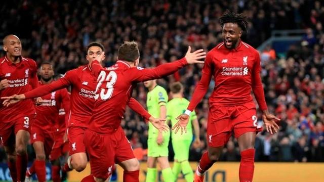 Những điểm nhấn sau chiến thắng hủy diệt của Liverpool trước Barcelona - 1