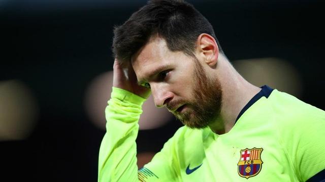 Barcelona thua đậm Liverpool: Khi Messi không còn xuất sắc - 2