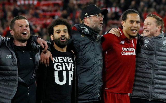 Liverpool vào chung kết Champions League: Bản hùng ca ở Anfield - 1