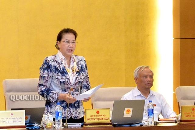 Chủ tịch Quốc hội: Chính phủ cần giải thích việc tăng giá điện - 2