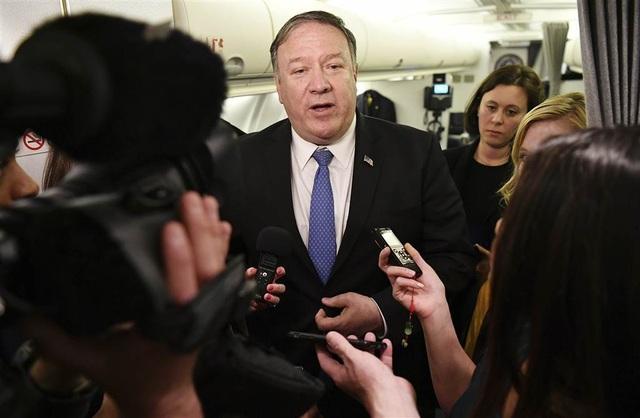 """Iran có dấu hiệu """"động binh"""", Ngoại trưởng Mỹ tức tốc tới Iraq - 2"""