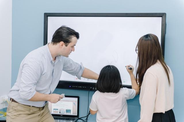 Tại sao buổi khai trương cơ sở đầu tiên của MAXplus English lại thu hút được sự chú ý của nhiều phụ huynh và bạn nhỏ? - 3