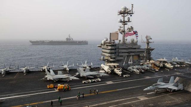 """Ván bài nguy hiểm giữa Mỹ và Iran ở """"chảo lửa"""" Trung Đông - 1"""