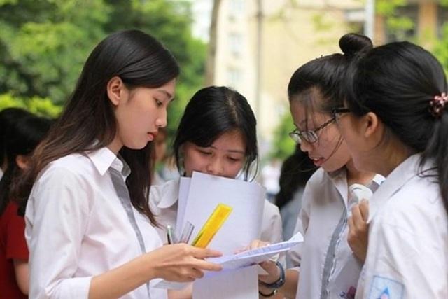 Nghệ An: Hơn 40% thí sinh không đăng ký xét tuyển Đại học - 1