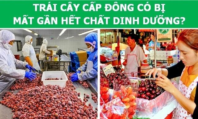 Những băn khoăn thường gặp của gia đình Việt về thực phẩm  - 4