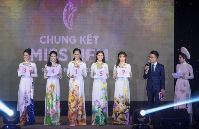 Nữ sinh khoa Du lịch trở thành hoa khôi ĐH Tài chính - Marketing 2019 - 2