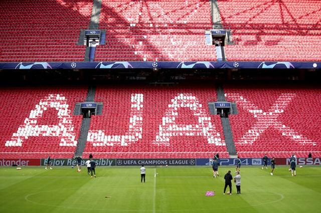 """Tottenham, Ajax sẵn sàng cho """"đại chiến"""" ở Johan Cruyff Arena - 1"""