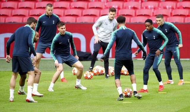 """Tottenham, Ajax sẵn sàng cho """"đại chiến"""" ở Johan Cruyff Arena - 8"""