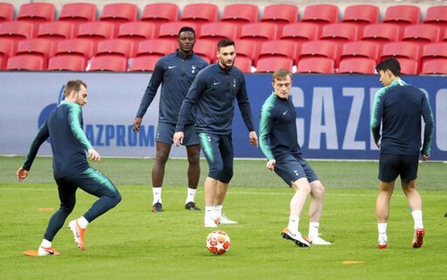 """Tottenham, Ajax sẵn sàng cho """"đại chiến"""" ở Johan Cruyff Arena - 10"""