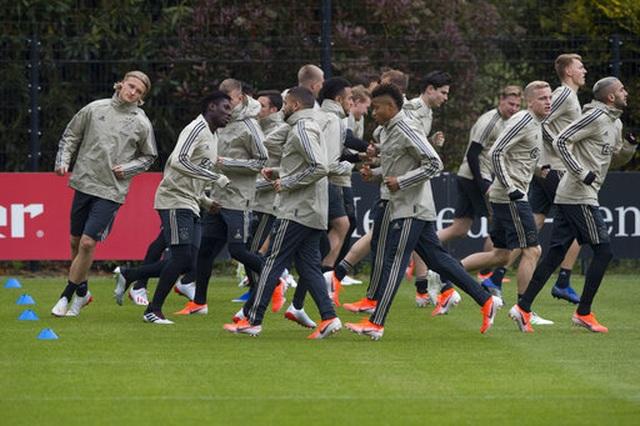 """Tottenham, Ajax sẵn sàng cho """"đại chiến"""" ở Johan Cruyff Arena - 12"""
