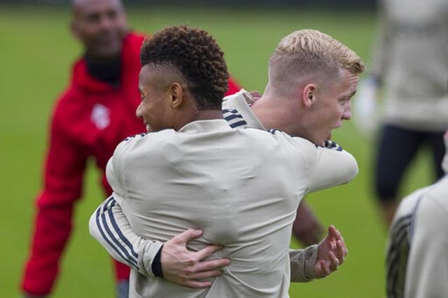 """Tottenham, Ajax sẵn sàng cho """"đại chiến"""" ở Johan Cruyff Arena - 13"""
