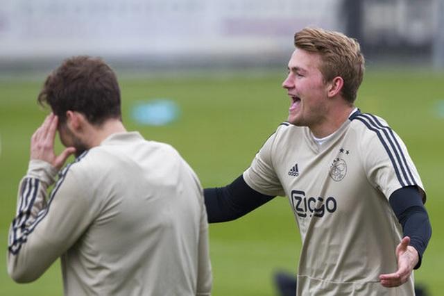 """Tottenham, Ajax sẵn sàng cho """"đại chiến"""" ở Johan Cruyff Arena - 14"""