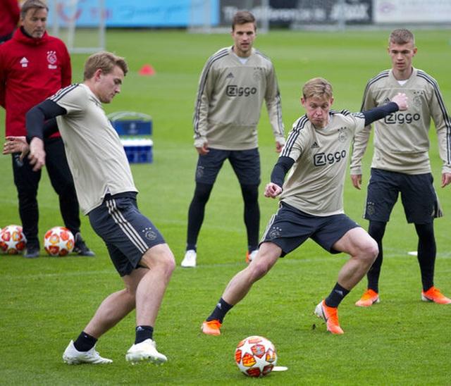 """Tottenham, Ajax sẵn sàng cho """"đại chiến"""" ở Johan Cruyff Arena - 15"""