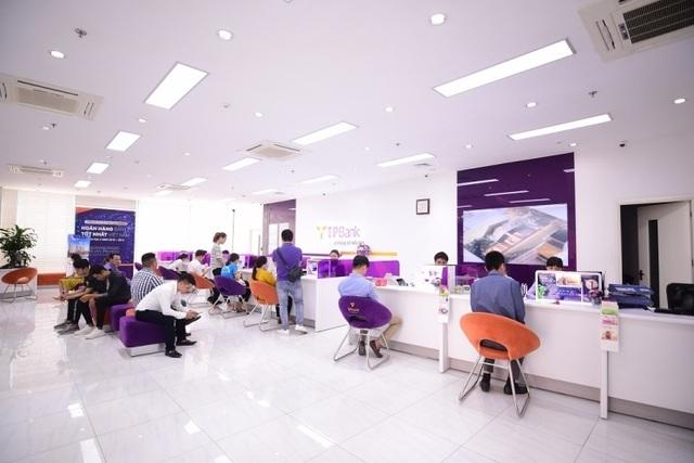 """Từ Tienphong Bank đến TPBank, """"diện mạo"""" ngân hàng hiện tại như thế nào? - 4"""