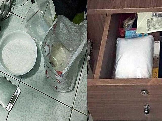 Trùm ma túy Phan Thiết bị bắt trong phòng ngủ - 1