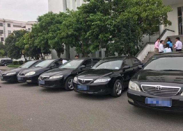 6/8 xe công đã cũ, không an toàn, Liên minh Hợp tác xã Việt Nam xin thay xe - 1