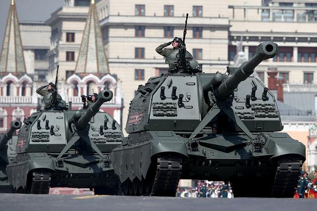 Những con số khủng về cuộc duyệt binh Ngày Chiến thắng tại Nga - 2