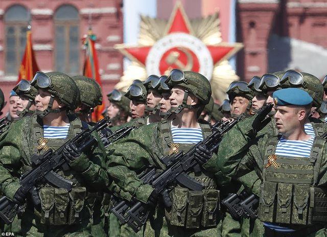 Những con số khủng về cuộc duyệt binh Ngày Chiến thắng tại Nga - 1