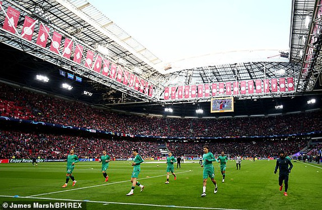 Ajax 2-3 Tottenham: Màn lội ngược dòng khó tin - 23