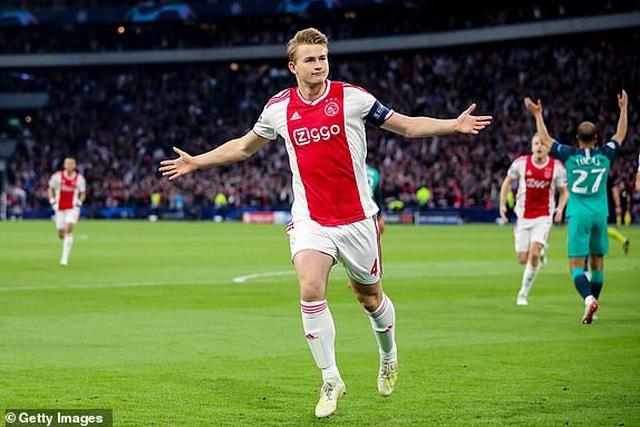 Ajax 2-3 Tottenham: Màn lội ngược dòng khó tin - 20