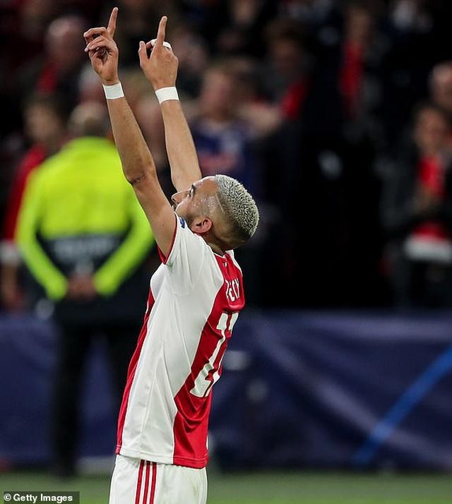 Ajax 2-3 Tottenham: Màn lội ngược dòng khó tin - 15