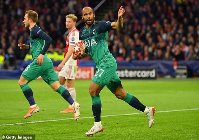 Ajax 2-3 Tottenham: Màn lội ngược dòng khó tin - 11