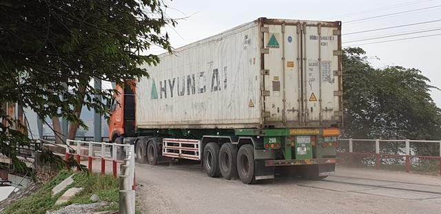 """Nguy cơ xảy ra thảm hoạ trên cây cầu """"độc nhất vô nhị"""" tại Bắc Giang, """"hoá giải"""" ra sao? - 3"""