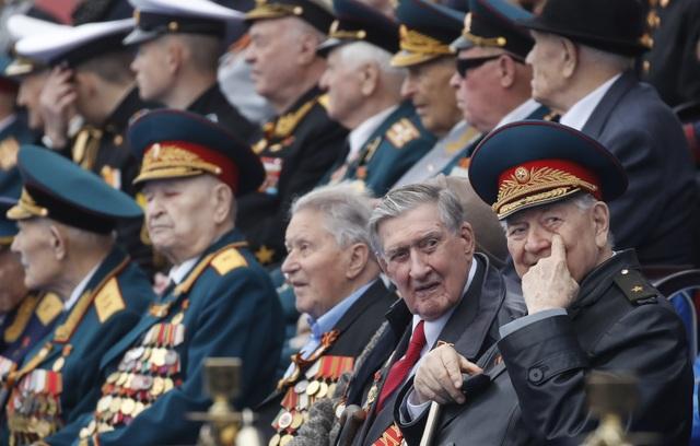 13.000 binh sĩ Nga duyệt binh trên Quảng trường Đỏ kỷ niệm chiến thắng phát xít - 45
