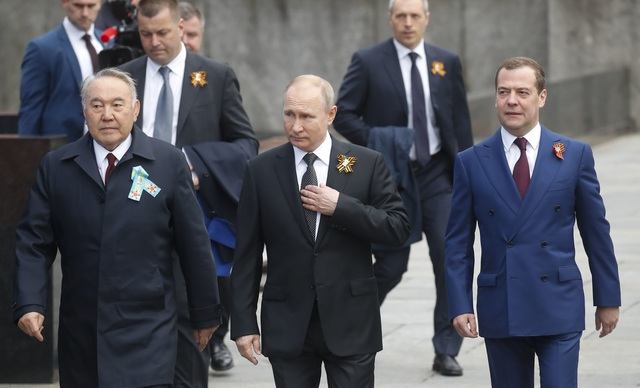 13.000 binh sĩ Nga duyệt binh trên Quảng trường Đỏ kỷ niệm chiến thắng phát xít - 39