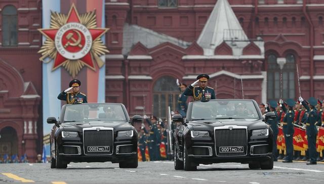 13.000 binh sĩ Nga duyệt binh trên Quảng trường Đỏ kỷ niệm chiến thắng phát xít - 41