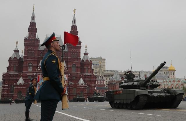 13.000 binh sĩ Nga duyệt binh trên Quảng trường Đỏ kỷ niệm chiến thắng phát xít - 10