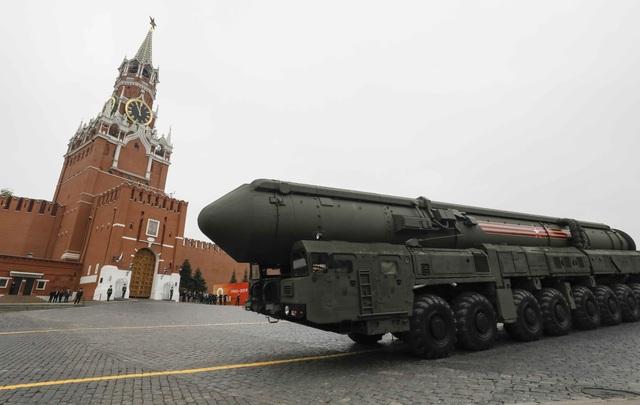 13.000 binh sĩ Nga duyệt binh trên Quảng trường Đỏ kỷ niệm chiến thắng phát xít - 7
