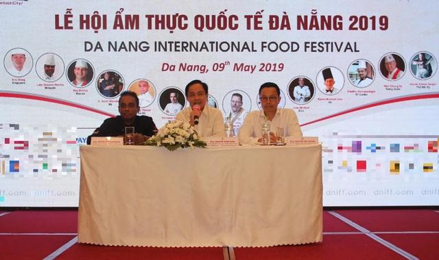 Đầu bếp hàng đầu thế giới quy tụ lễ hội Ẩm thực quốc tế Đà Nẵng 2019 - 1