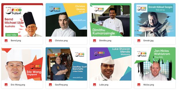 Đầu bếp hàng đầu thế giới quy tụ lễ hội Ẩm thực quốc tế Đà Nẵng 2019 - 2