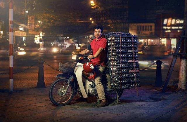 Phóng viên nước ngoài choáng trước những siêu xe trên đường phố Hà Nội - 7