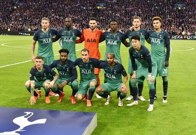 Nhìn lại màn ngược dòng ngoạn mục của Tottenham trước Ajax - 2