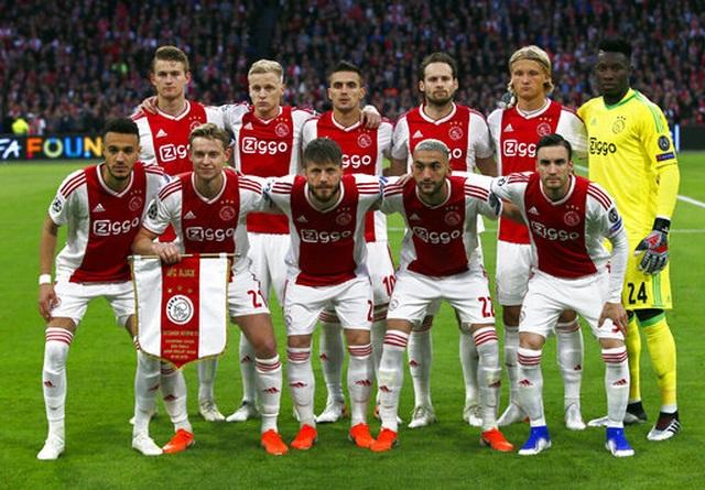 Nhìn lại màn ngược dòng ngoạn mục của Tottenham trước Ajax - 3