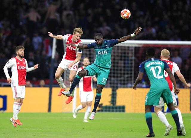Nhìn lại màn ngược dòng ngoạn mục của Tottenham trước Ajax - 4
