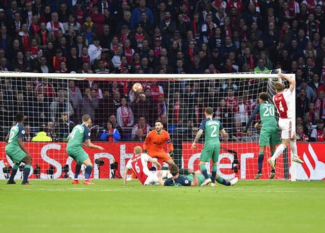 Nhìn lại màn ngược dòng ngoạn mục của Tottenham trước Ajax - 5