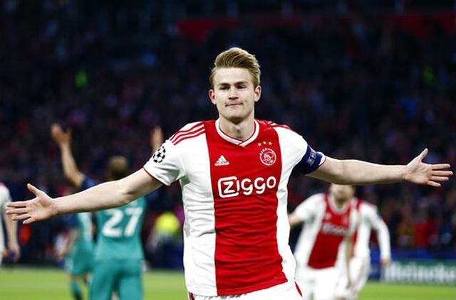 Nhìn lại màn ngược dòng ngoạn mục của Tottenham trước Ajax - 6